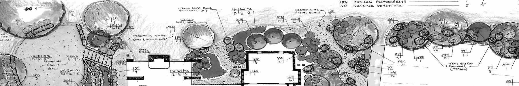 Commercial Landscape Design Blueprint
